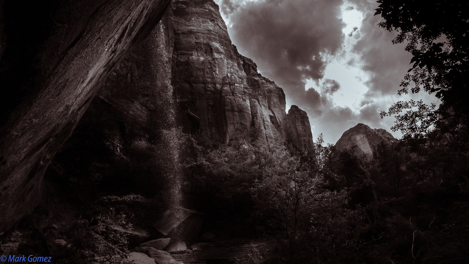 American West Photo Tour - Zion