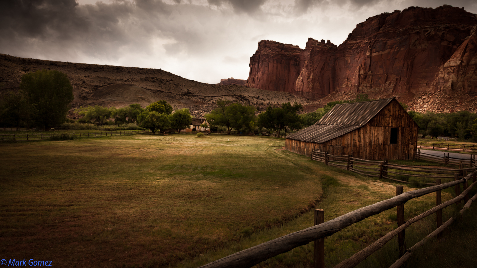 American West Photo Tour - Capitol Reef - Fruita