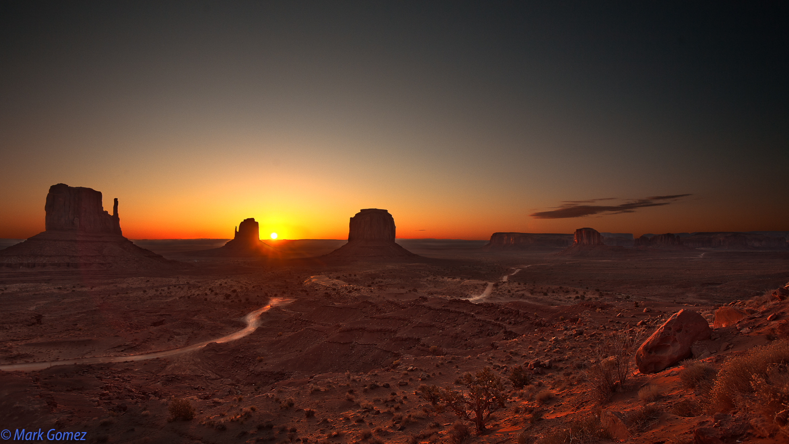 American West Photo Tour - Monument Valley
