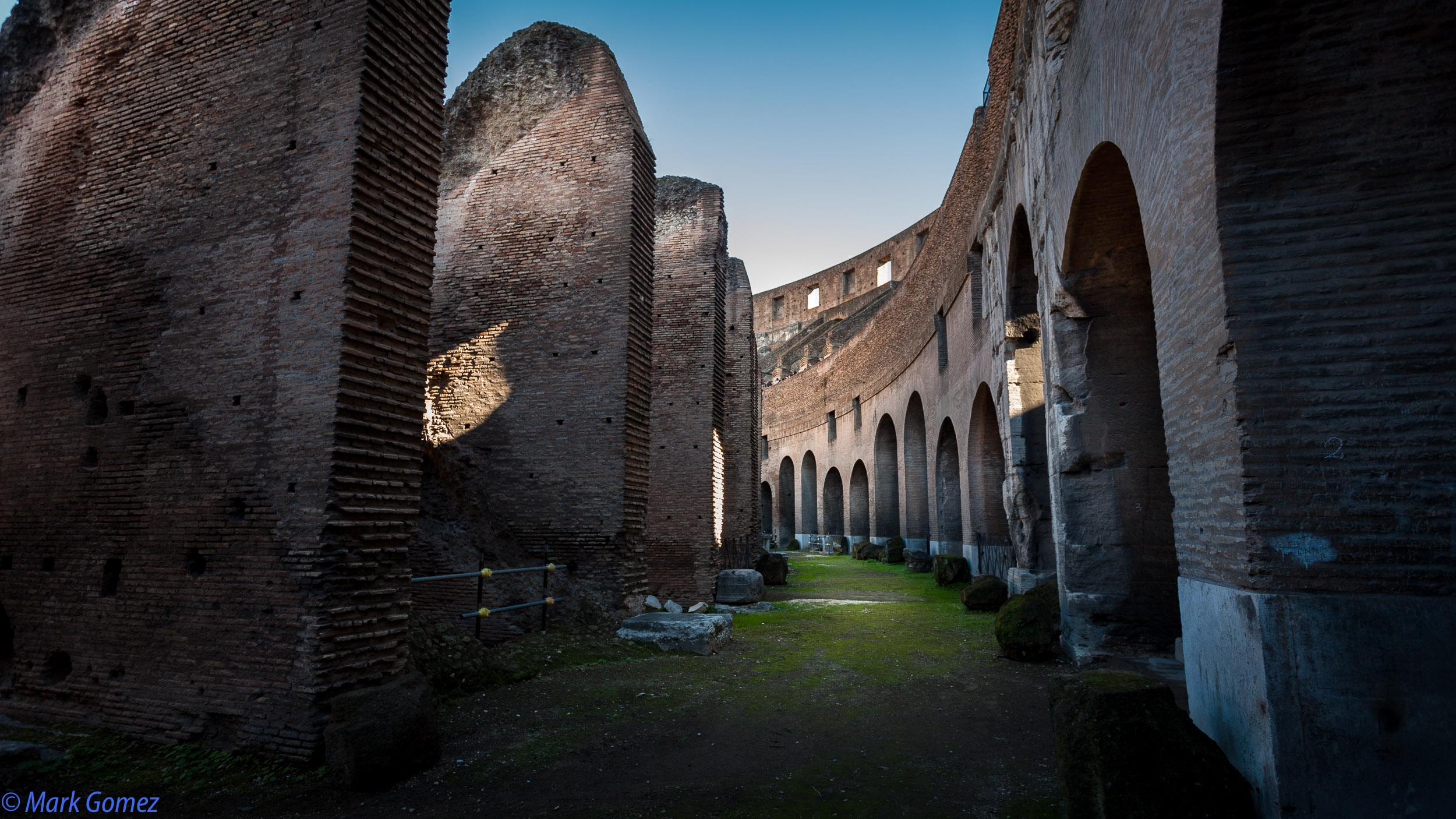 Italy Photo Tour - Coliseum