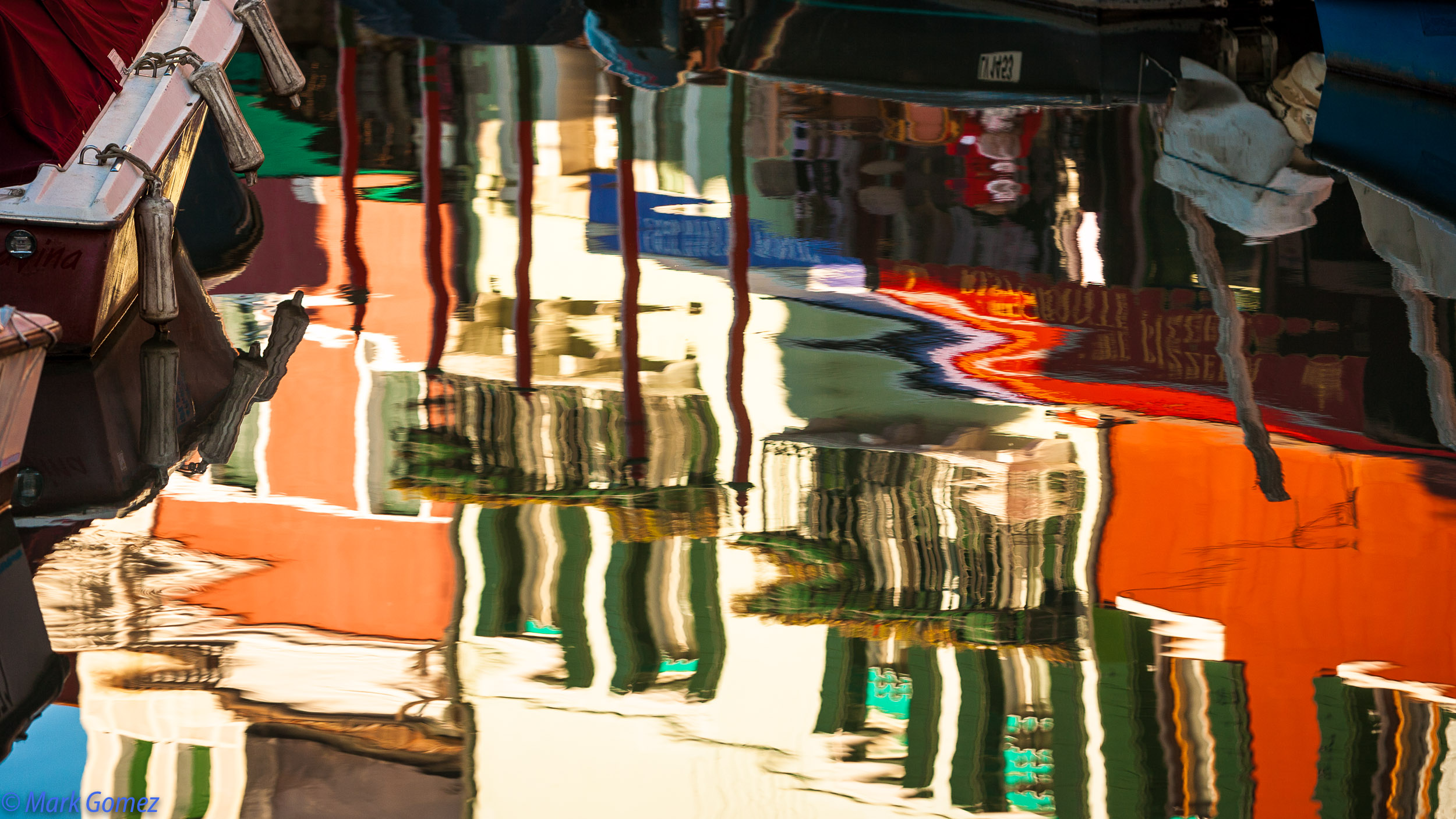 Italy Photo Tour - Burano